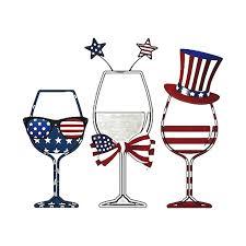4th of July Bottles